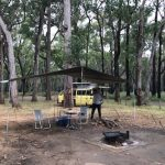 Sawpit Campground - free camping victoria
