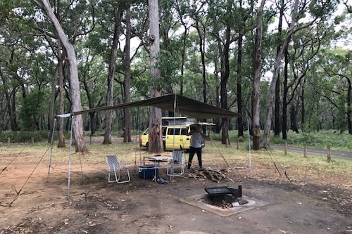 Sawpit Campground