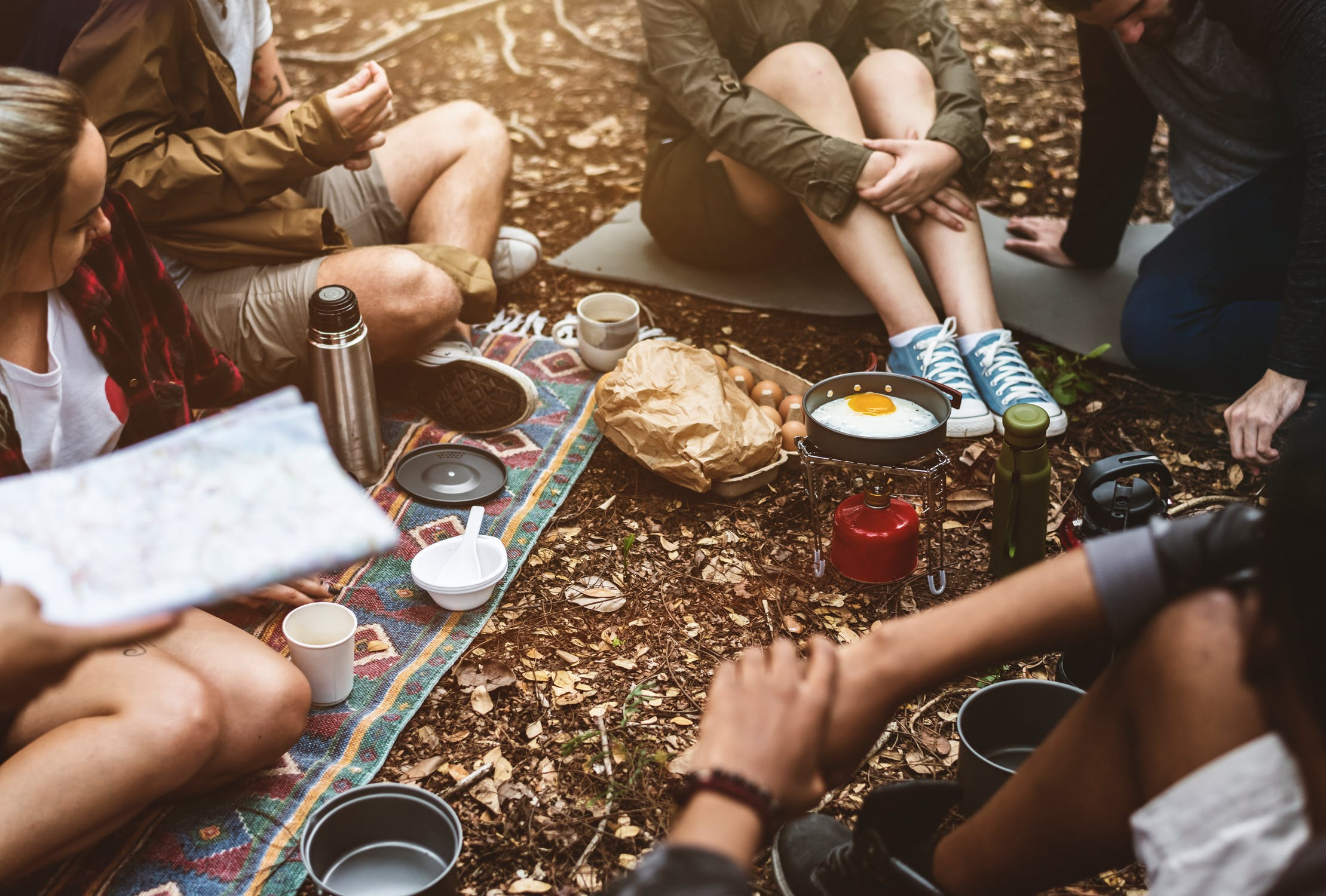 The Ultimate Camping Checklist For Newbies | What to take camping.
