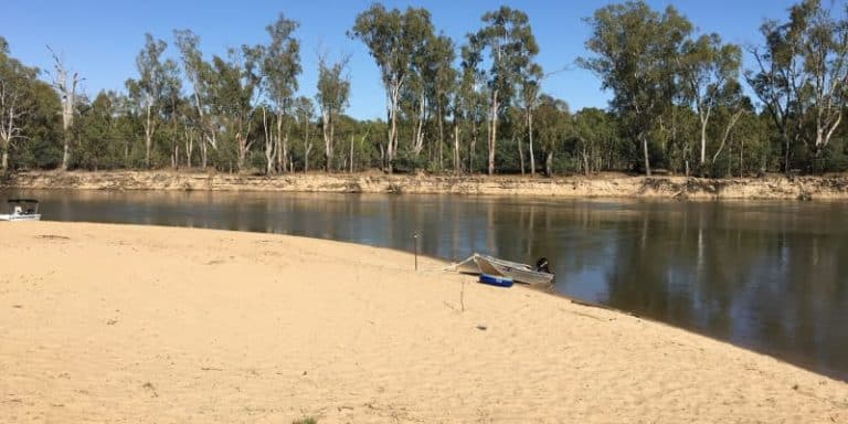Carters Beach Camping – Free Campground