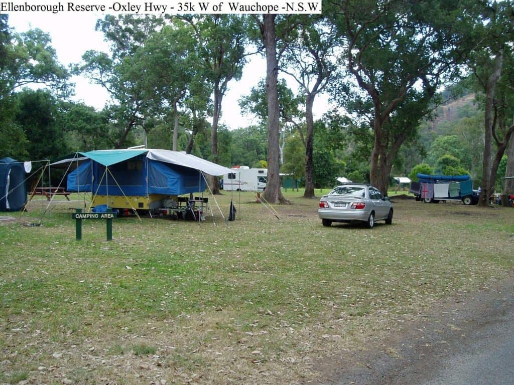 Free Camping NSW – Smart Camper's free campsites around NSW