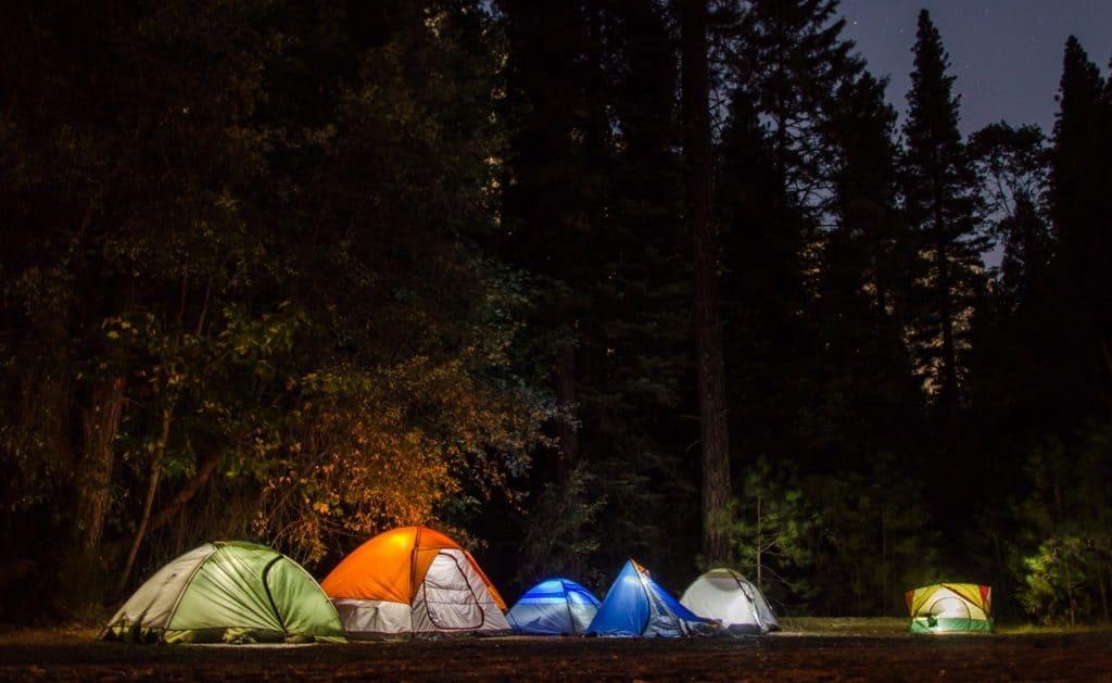 free camping nsw