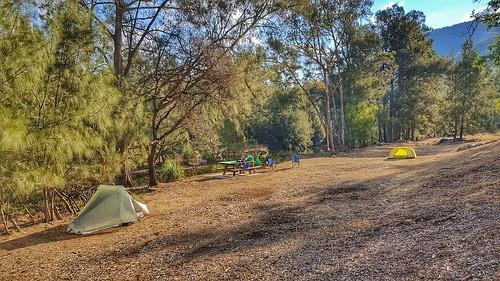 Mann River Free Camping