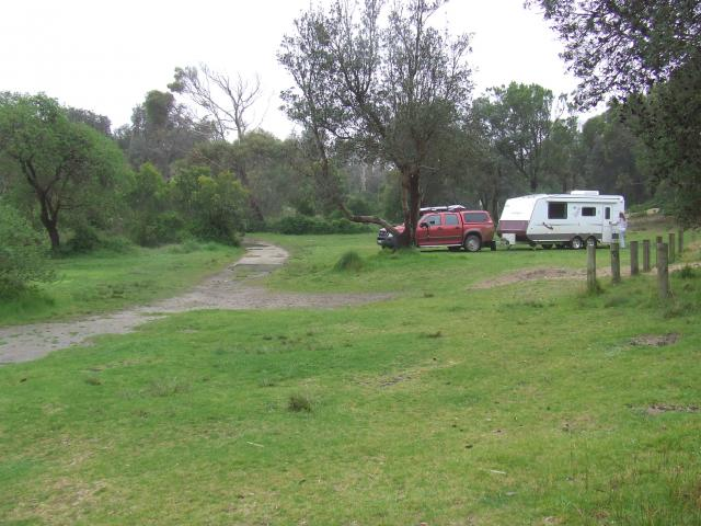 Reeves Beach Camping
