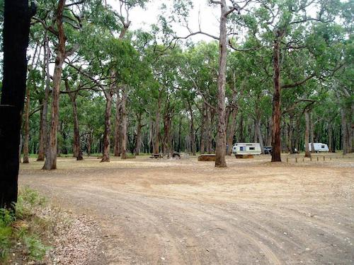 free camping victoria