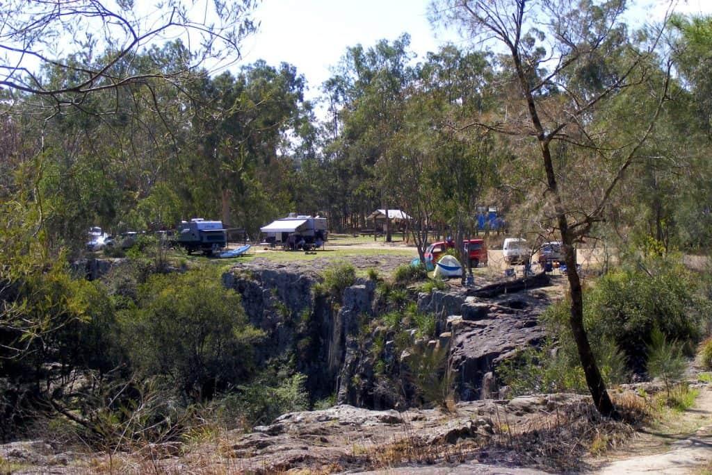 Tooloom Falls Camping
