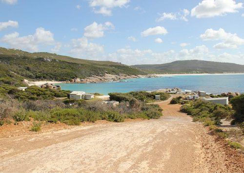 Bettys Beach Free Camping