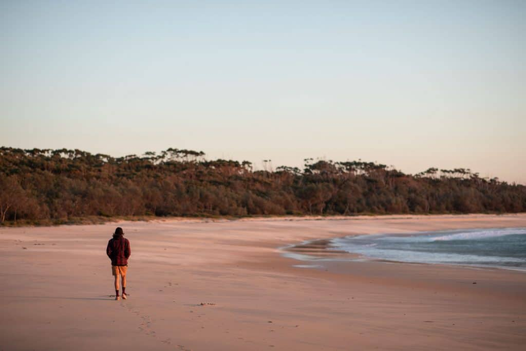 Free Beach Camping NSW