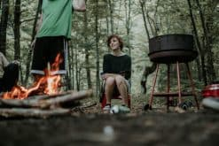 free camping QLD