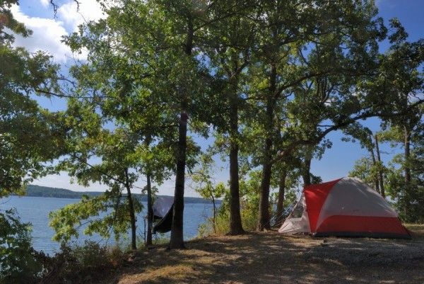 stockton lake camping