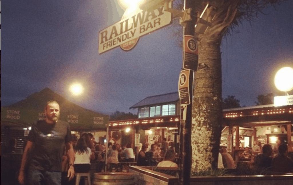 the rails byron bay