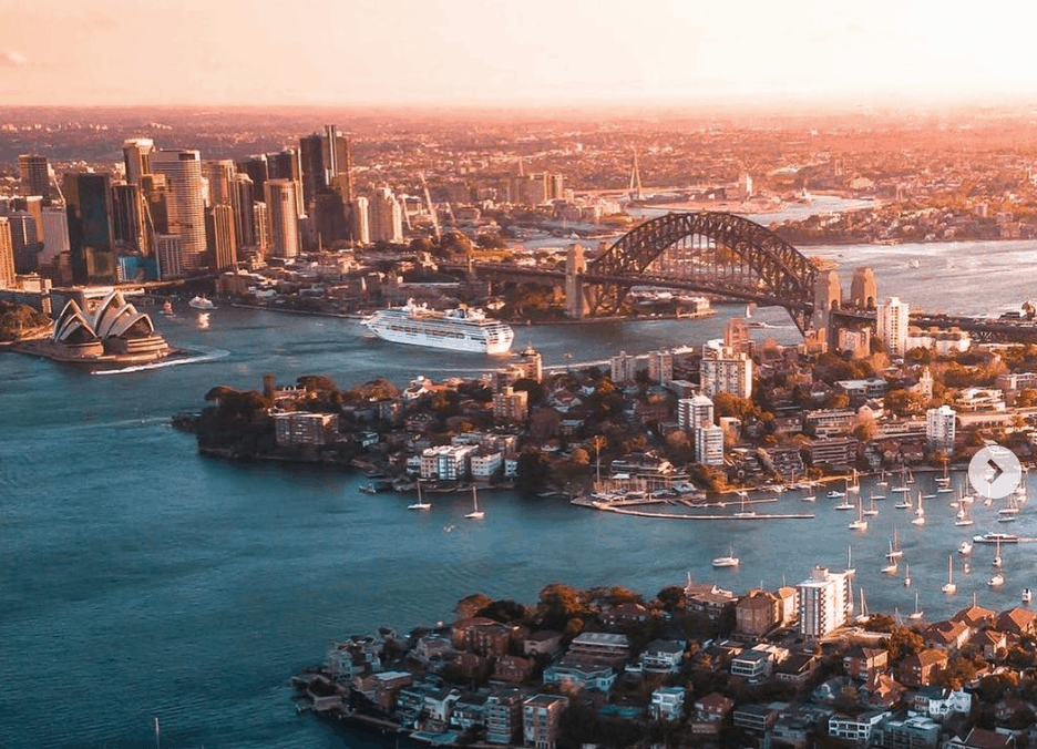 sydney - Best holiday destinations in Australia