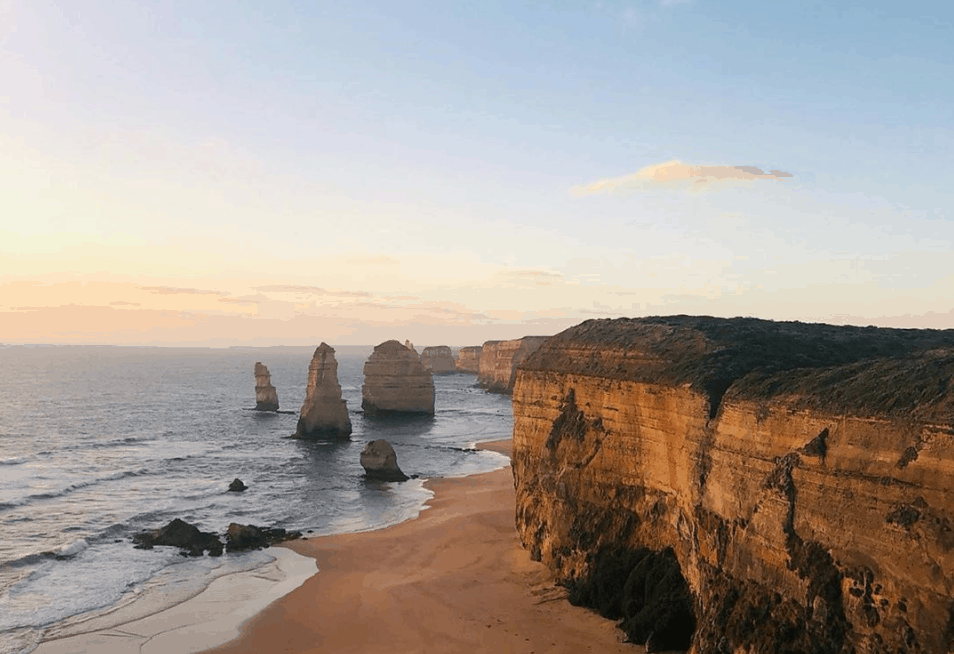 great ocean road - Best holiday destinations in Australia