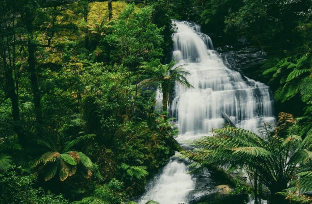 Great Ocean Road Drive - Triplet Falls