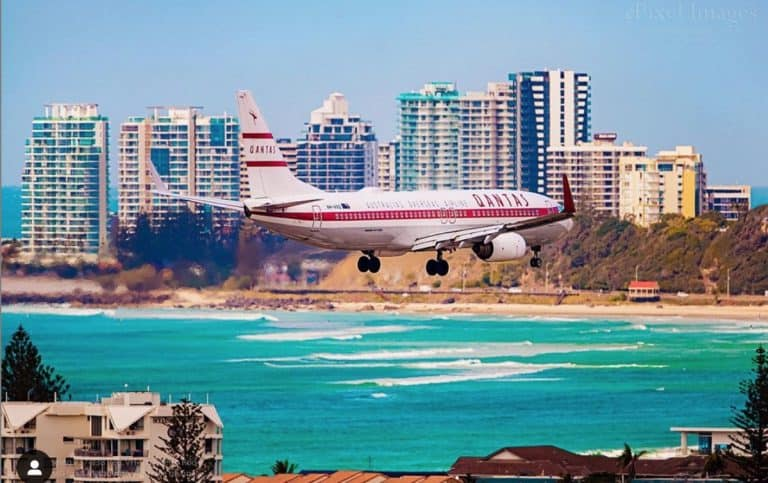 What is the closest airport to Byron Bay?