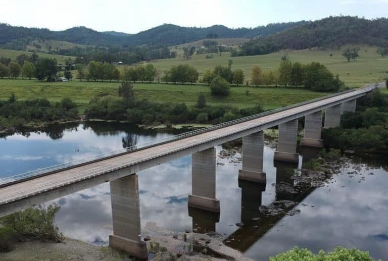 Mann River Free Camping Campground