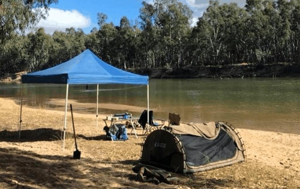 Free Beach Camping Victoria