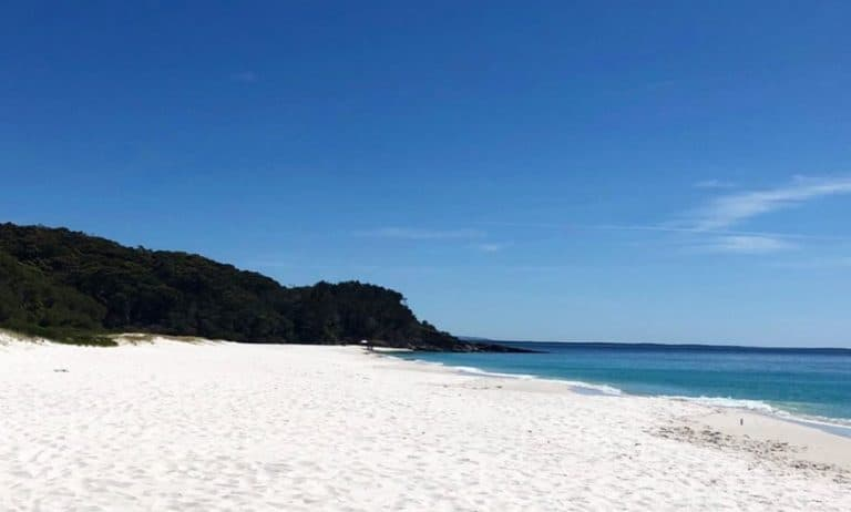 What state is Jervis Bay in?