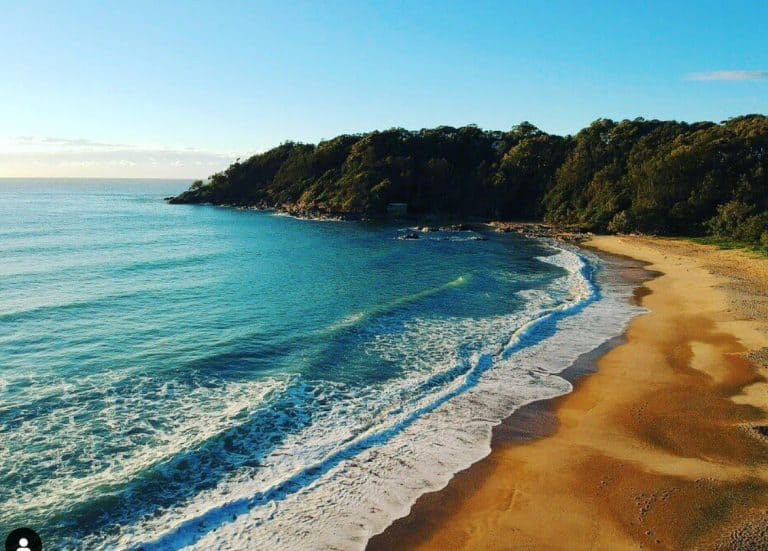 Free Camping Coffs Harbour