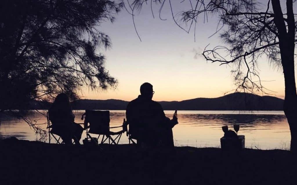 Booti Booti National Park Camping