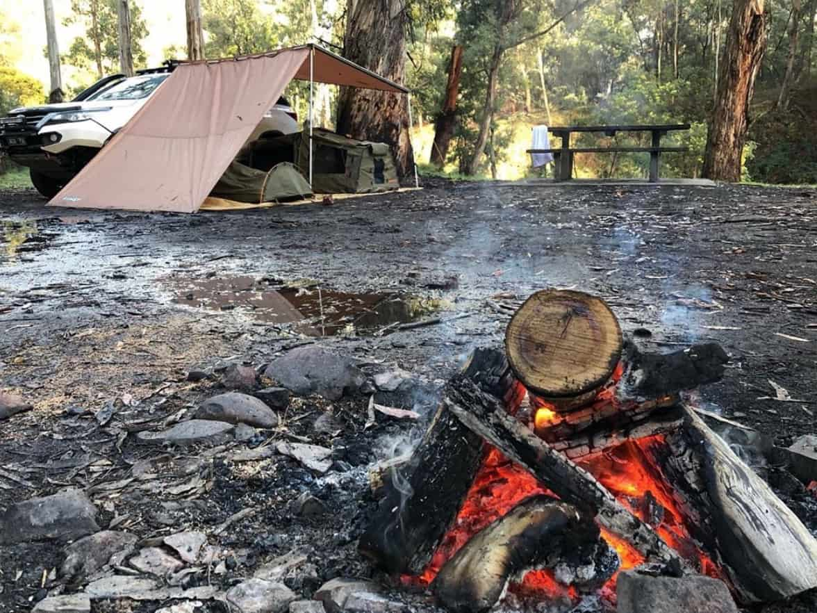 Running Creek Camping Reserve