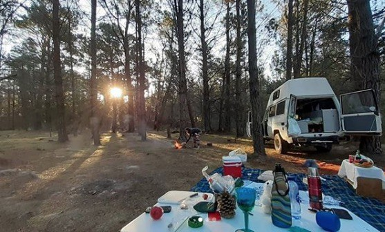 Belanglo State Forest Camping