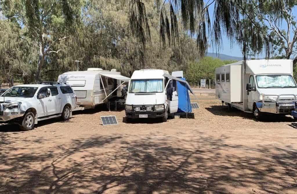 balgal beach camping