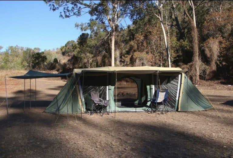 Why camping is good for you?