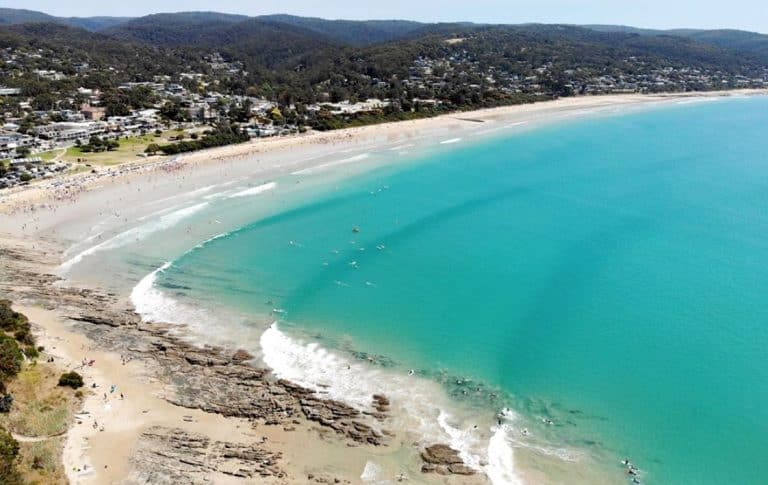 The Best Free Camping Lorne