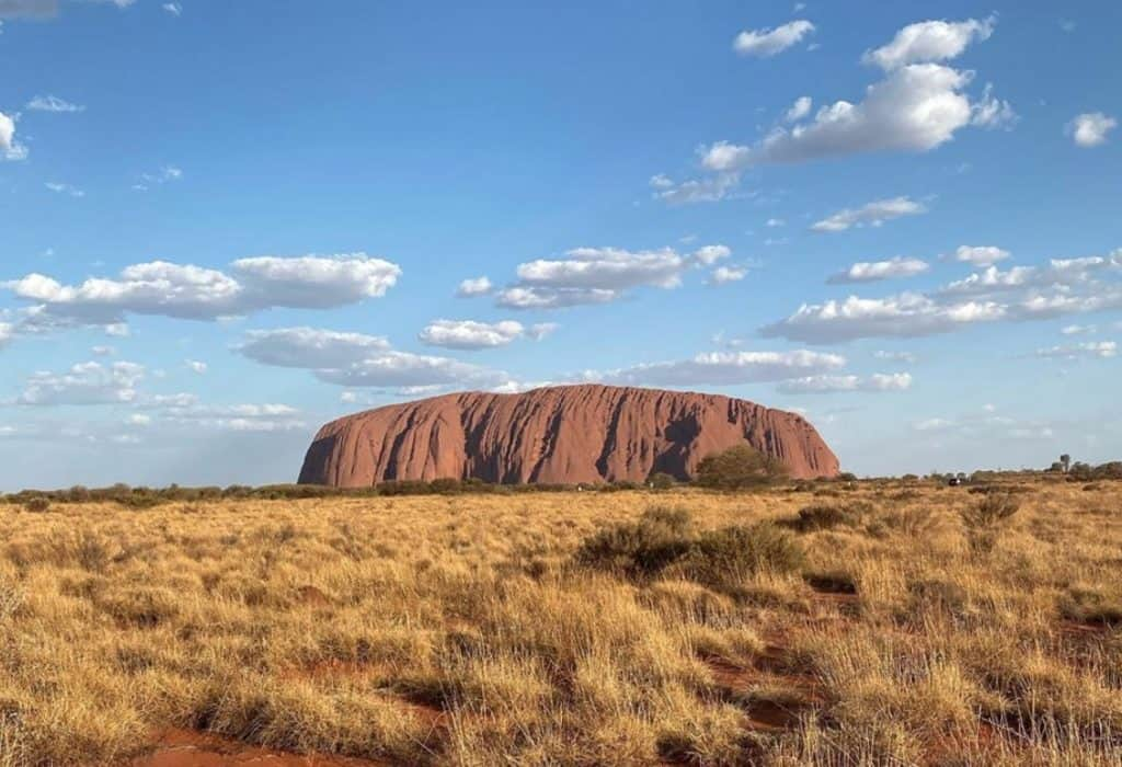 When is the best time to visit Uluru