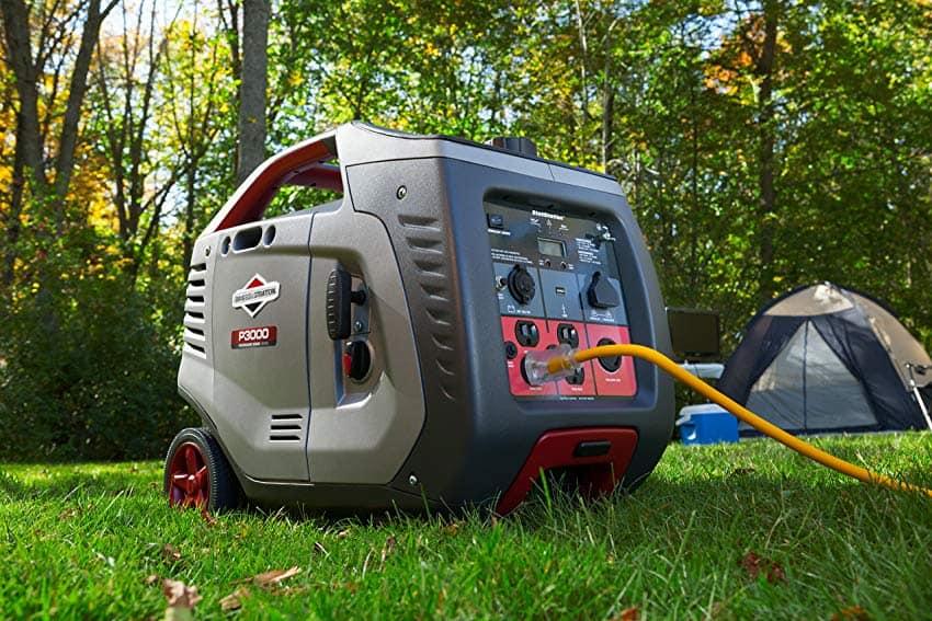 Camping Generator Etiquette