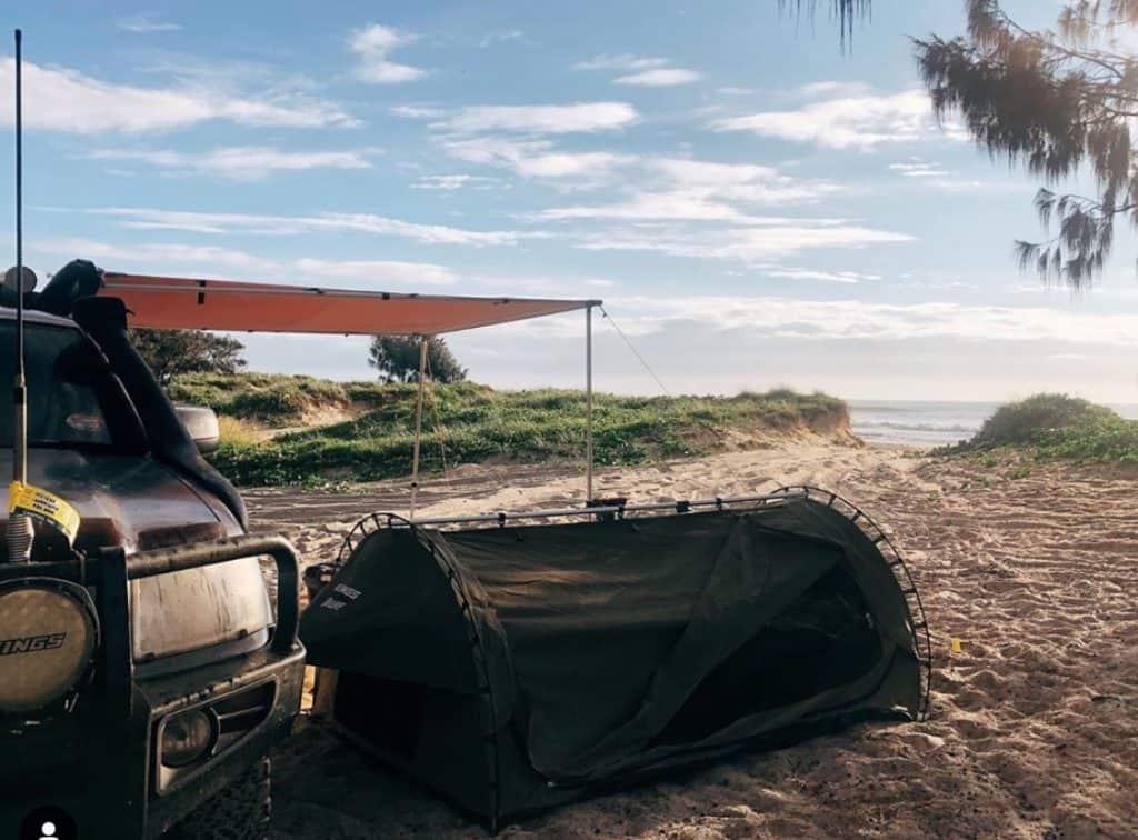 Cooloola Camping