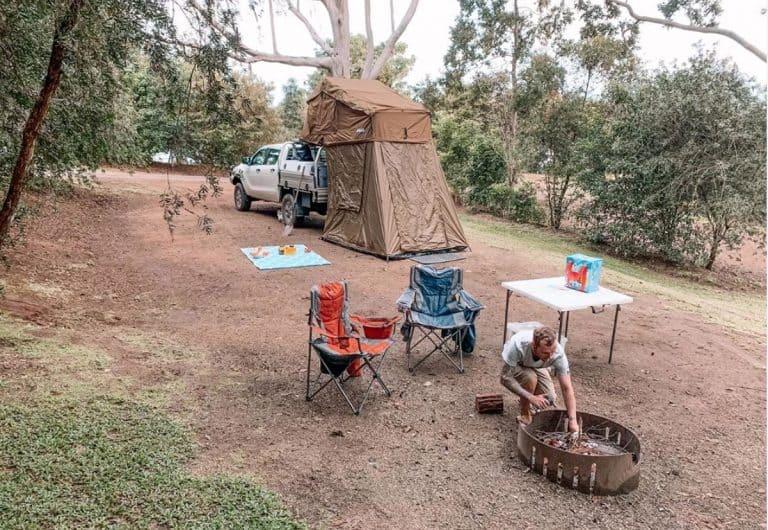 Tinaroo Camping