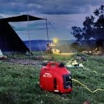 What will a portable generator run