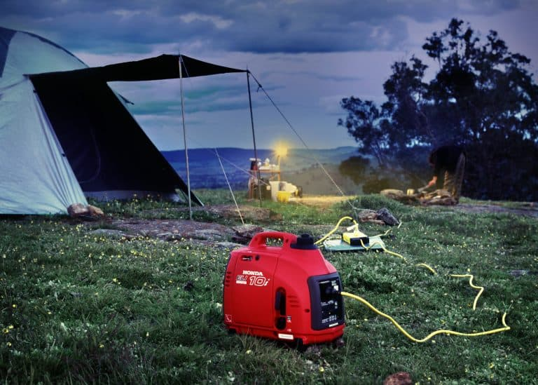What will a portable generator run?