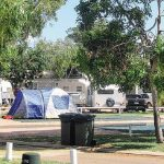 Can you live in a caravan park